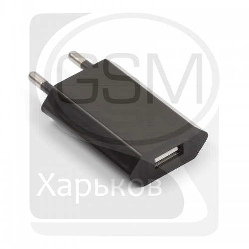 Зарядное устройство для Apple iPhone 2G, iPhone 3G, iPhone 3GS, iPhone 4, iPhone 4S, iPod Mini 1G, iPod Nano 3G, iPod Nano 4G, iPod Photo 4G, iPod Touch 1G, iPod Touch 2G, iPod Touch 3G, iPod Touch 4G, iPod Video 30 GB