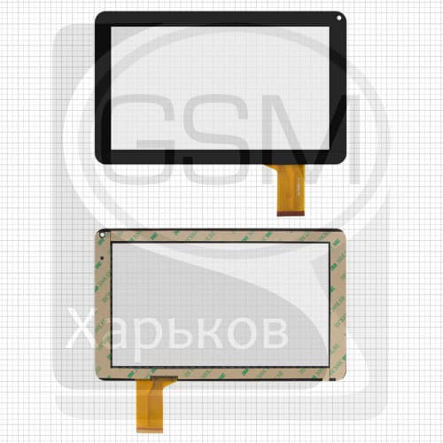 Тачскрин Allwinner A13 Q9, China-Tablet PC 9