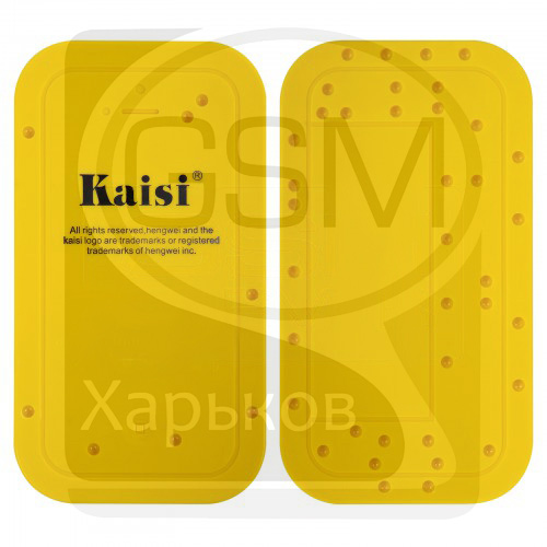 Карта расположения винтов для Apple iPhone 5C, iPhone 5S